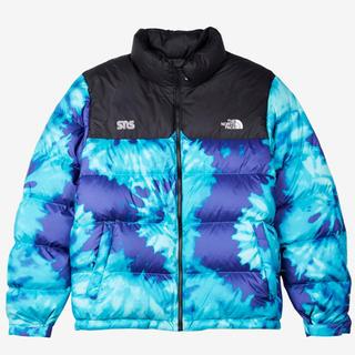 THE NORTH FACE - THE NORTH FACE SNS nuptse jacket mサイズ