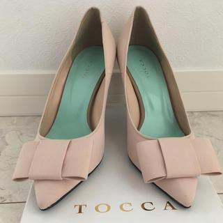 TOCCA - トッカTOCCA*リボンパンプス