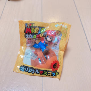 ニンテンドウ(任天堂)のマリオ フィギュア(ゲームキャラクター)