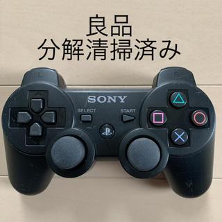 PlayStation3 - 良品 SONY PS3 純正 コントローラー DUALSHOCK3 黒 ❷