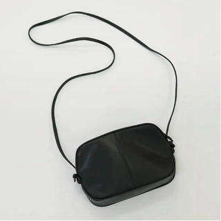 TODAYFUL - TODAYFUL エコレザー ショルダーバッグ 黒新品未使用