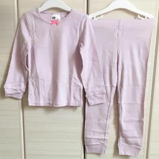 エイチアンドエム(H&M)の新品♡H&M 100/105 ドット パジャマ(パジャマ)
