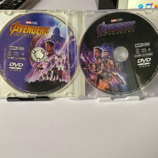 MARVEL - アベンジャーズ  エンドゲーム インフィニティウォー DVDセット 新品