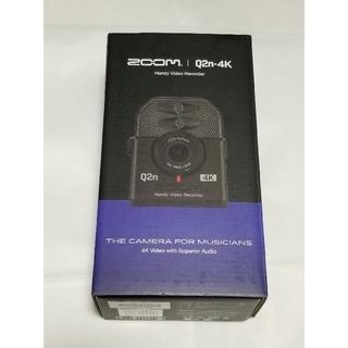 ズーム(Zoom)のZOOM Q2n-4K(その他)