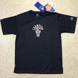 Champion - 新品 チャンピオン バスケ Tシャツ ジュニア 140 ネイビー