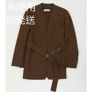 TODAYFUL - 大人気・完売商品 Collarless Belt Jacket