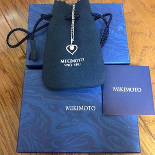 ミキモト(MIKIMOTO)のMIKIMOTO ペンダント(ネックレス)