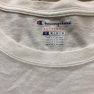 Champion - Tシャツ チャンピオン  Mサイズ