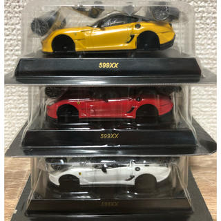 Ferrari - 599XX フェラーリ 京商 1/64 ミニカーコレクション