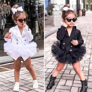 ザラキッズ(ZARA KIDS)の海外ファッション キッズ 子供服 ドレス パーティー (ジャケット/上着)