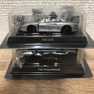 Ferrari - フェラーリ F40 GTE コンペティツィオーネ 京商 1/64 ミニカー