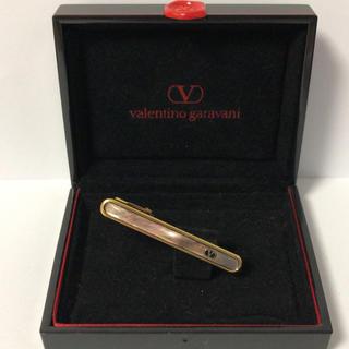 ヴァレンティノガラヴァーニ(valentino garavani)の1365 バレンチノガラバーニ ネクタイピン  ゴールド(ネクタイピン)