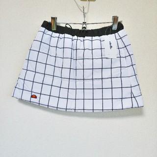 ellesse - 新品 タグ付き エレッセ テニス レディース ウォームスコート