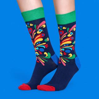 ビームス(BEAMS)のおしゃれメンズ靴下♪スケーターソックスvanshappysocksbeams (ソックス)