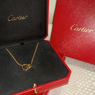 Cartier - Cartier✨カルティエ ベビー ラブ ネックレス イエローゴールド