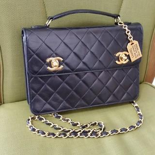 CHANEL - 綺麗、ハンドバッグ、ショルダーバッグ、入手困難