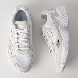 アディダス(adidas)の新品 アディダス FALCON ファルコン スエードスニーカー(スニーカー)