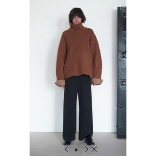 SUNSEA - sunsea 19aw super relax pants