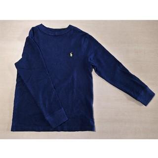 ポロラルフローレン(POLO RALPH LAUREN)のポロ ラルフ・ローレン ネイビー ロンT(Tシャツ/カットソー)