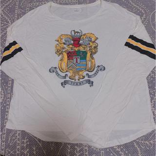 トミーヒルフィガー(TOMMY HILFIGER)のTOMMY HILFIGER長袖Tシャツ(Tシャツ(長袖/七分))