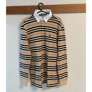 BURBERRY - 値下げ バーバリー ロンドン ポロシャツ ラガーシャツ
