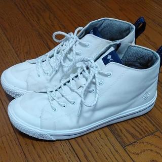 コロンビア(Columbia)のコロンビア ホーソンレインシューズ 白(レインブーツ/長靴)
