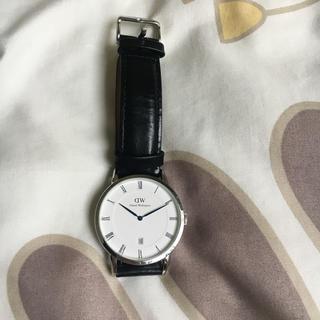 ダニエルウェリントン(Daniel Wellington)のダニエルウェリントン  時計 青針(腕時計(アナログ))