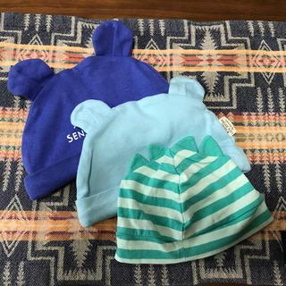 ビームス(BEAMS)の赤ちゃん用帽子(帽子)