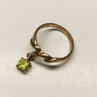 ジュエリーマキ(ジュエリーマキ)のジュエリーマキ k9 ペリドット リング 指輪(リング(指輪))
