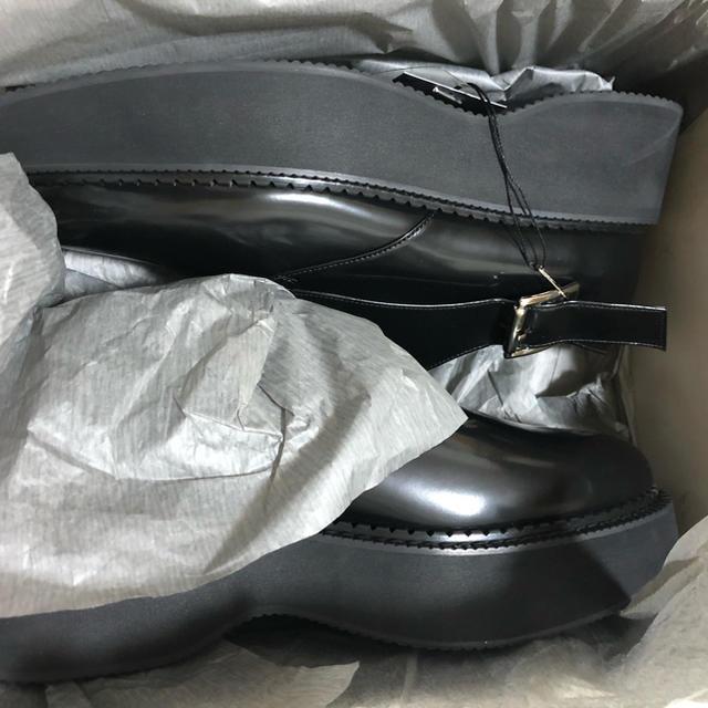 Maison Martin Margiela(マルタンマルジェラ)のHUMANT モンクストラップシューズ メンズの靴/シューズ(その他)の商品写真