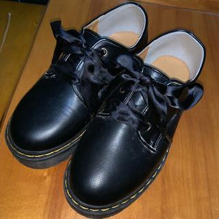 グレイル(GRL)のGRL 厚底シューズ(ローファー/革靴)