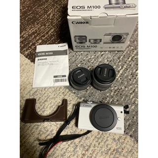 Canon - ミラーレス Canon EOS100