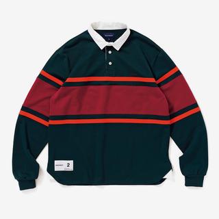ダブルタップス(W)taps)のdescendant ディセンダント PUBA ラガーシャツ(Tシャツ/カットソー(七分/長袖))
