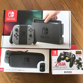 Nintendo Switch - 任天堂Switch 3点セット