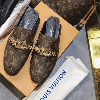 LOUIS VUITTON - LOUIS VUITTON サンダル22.5cm-25cm