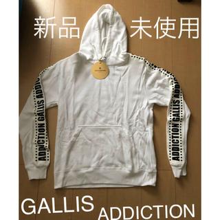 JACKROSE - GALLIS ADDICTION パーカー