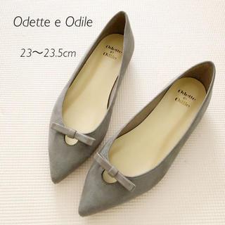 Odette e Odile - オデットエオディール フラットシューズ