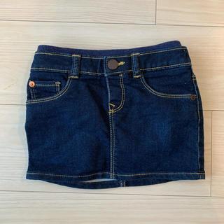ギャップ(GAP)のGAP デニムスカート  90cm(スカート)