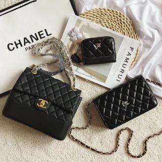 CHANEL - CHANELシャネル 美品 ショルダーバッグ 財布 セット