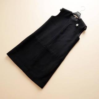 Drawer - ■ヨーコチャン■ 36 黒 秋冬 ワンピース YOKO CHAN