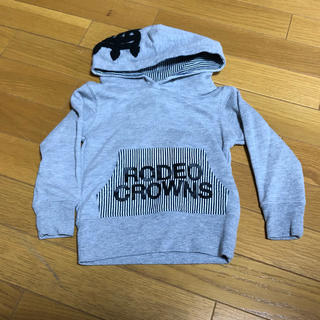 RODEO CROWNS WIDE BOWL - RODEO キッズパーカー