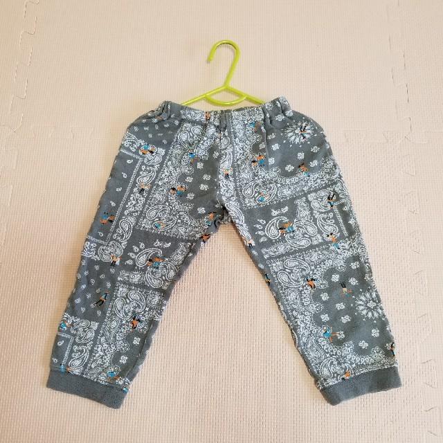 ampersand(アンパサンド)のパジャマ アンパサンド キッズ/ベビー/マタニティのキッズ服 男の子用(90cm~)(パジャマ)の商品写真