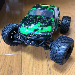 【新品未使用】ラジコンカー 1/18 4WD 2.4Ghz無線 36 km/h(ホビーラジコン)