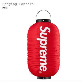 シュプリーム(Supreme)のHanging Lantern supreme オンライン購入 新品 国内正規品(ライト/ランタン)