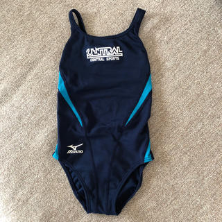 MIZUNO - セントラルスポーツ 水着 110 女の子