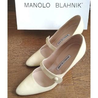マノロブラニク(MANOLO BLAHNIK)の週末限定 MANOLO BLAHNIK パンプス(ハイヒール/パンプス)