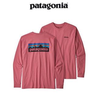 patagonia - ラスト 国内未入荷 新品タグ付 パタゴニア メンズ P-6 ロゴ ロンT