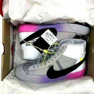 NIKE - THE:10 NIKE BLAZER MID