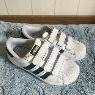 adidas - adidas♡スーパースター♡18cm