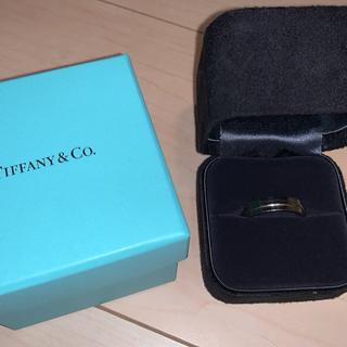 ティファニー(Tiffany & Co.)の専用Tiffany ツーナローリング メンズ 正規品 本物 人気 ティファニー (リング(指輪))